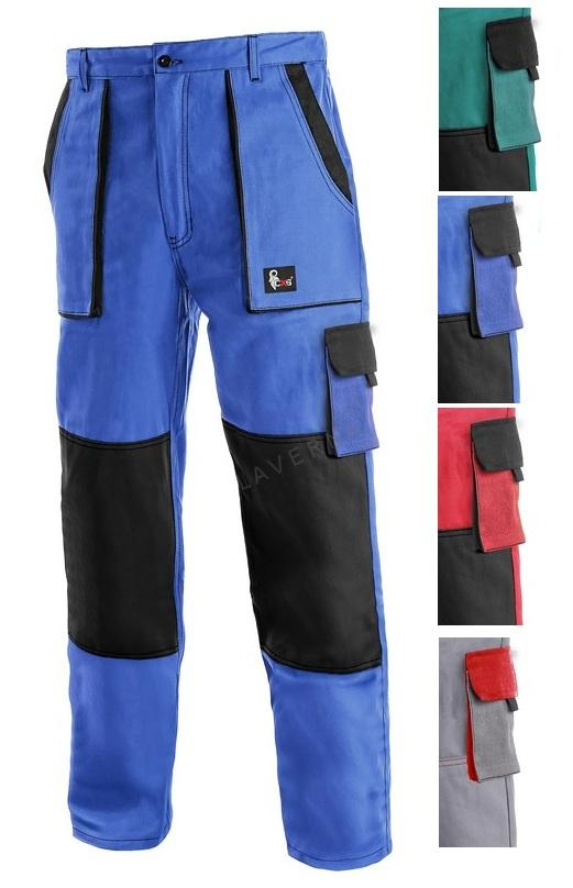 6da3948fe9a1 JOSEF pánske montérkové nohavice do pásu