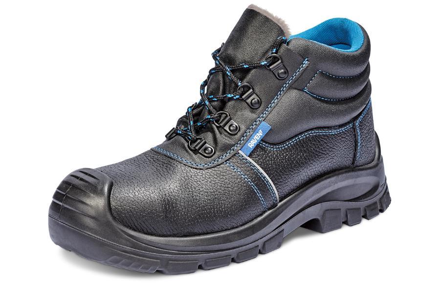 10093ae3fe0d RAVEN WINTER XT S1 CL SRC zimná členková obuv empty